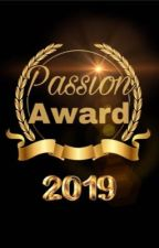 Passion Award by SophieAndSydney