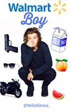 Walmart Boy » Harry Styles [rus] by stylxzhe
