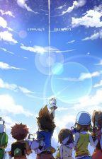 Digimon x Tu °Hasta la última aventura juntos° by Tamer2018