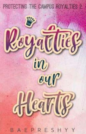 Royalties in Our Hearts  by Baepreshyy