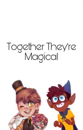 Together They're Magical | Nerrison  by dinguschongus