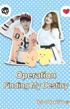 OPERATION: Finding My Destiny  [Infinite Fan Fic] by NamYeoL0709