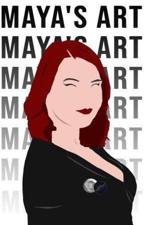 Maya's Art by MayaStevens1
