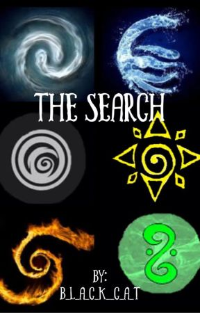 The Search by B_L_A_C_K__C_A_T
