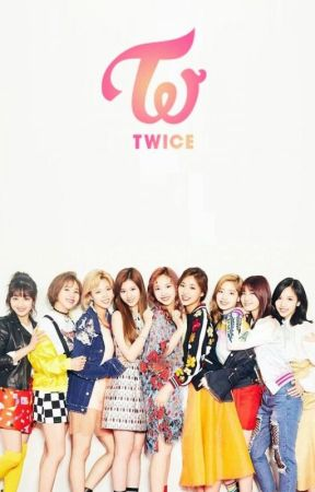 Twice's Group Chat by AdeptWriter