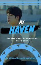 My Haven (K•SJ X READER) by kaythekat1
