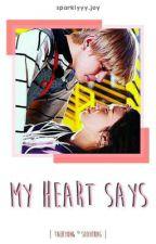 My Heart Says || Taejoy/Vjoy by sparklyyy_joy