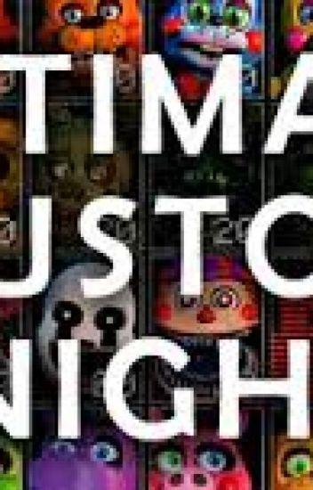 Freddys Game Ultimate Custom Night — BCMA