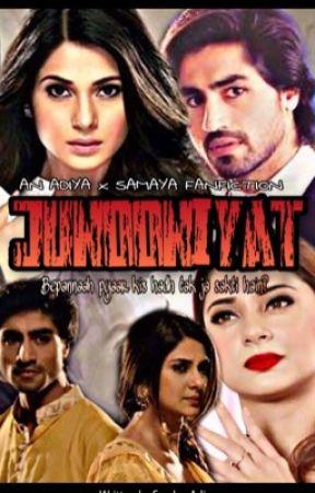 JUNOONIYAT ~ A Crossover Love Story - 6- Sahir and Maya's Friendship