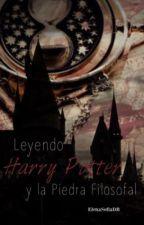 Leyendo Harry Potter y la piedra filosofal.(Harry Potter y tu) by JenniferBlackStone