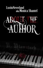 About the Author by LostNeverland4