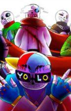 Kokoro No Shi (Killer X Outer) by theblueheart-galaxy