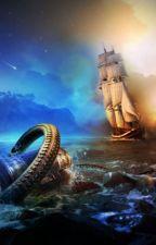 Le kraken porte-bonheur by Eksens
