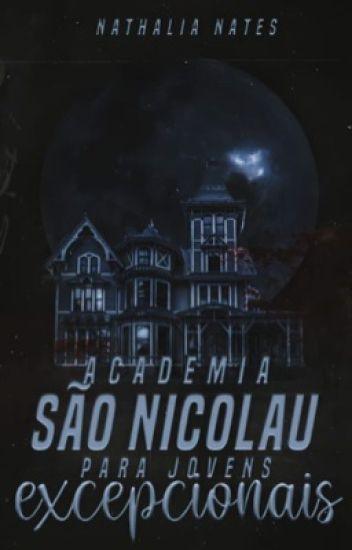 645fabe5c4f1 Academia São Nicolau Para Jovens Excepcionais - Livro 1 - Nathalia ...
