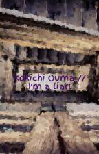 Kokichi Ouma // I'm a liar! by TheErrorSans
