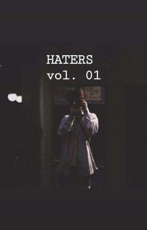 [BinHwan] HATERS!✔ by bundajangjun