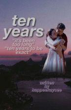 ten years - sean and kaycee by happeekaycee