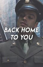 BACK HOME TO YOU || S.R & B.B by voidmarvels