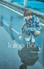 Tattoo Boy ||  j.jk + k.th by Taemazing21