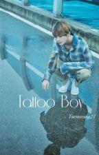 Tattoo Boy ||  j.jk + k.th by Taemazing21