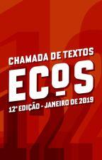 Chamada de Textos Ecos 12 by MostraEcos
