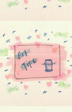 Art Tips and Advice by JunaiChocoretto
