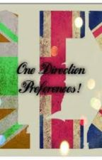 One Direction Preferences by imma_penguin93