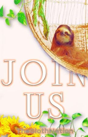 Join Us by TheSlothNation