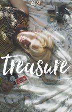 Treasure ➳ Choi San by monstalicious