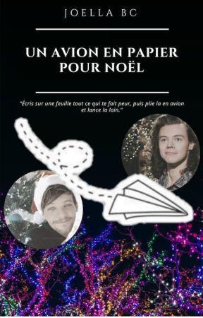 Un Avion En Papier Pour Noël [Larry] by JoellaBC