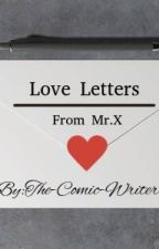 Love Letters From Mr. X (Jikook au) by The-Comic-Writer