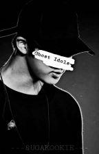 Ghost Idols--Jin X BTS-- by ---SUGAKOOKIE---