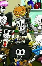 Boneheads  by MemeQueen_21