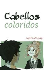 Cabellos coloridos by cajita-de-pop