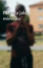 Planeta jako miminko by JSS1196