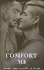 Comfort me by nero_ebano