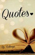Quotes by rukeeya123