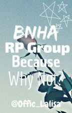 BNHA GROUP RP BECAUSE WHY NOT  by Offic_Lalisa