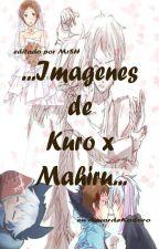 Imagenes de Kuro x Mahiru =parte 1= by AmordeKokoro