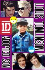 Louis Tomlinson-1D's Adopted Son by goldenmoon