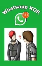 Whatsapp KOF  by just_missx