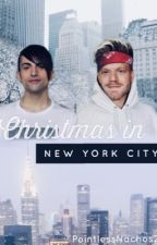 Christmas in New York City by PointlessNachos2