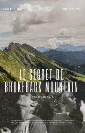 LE SECRET DE BROKEBACK MOUNTAIN {version Larry Stylinson} by cxm_loves_H