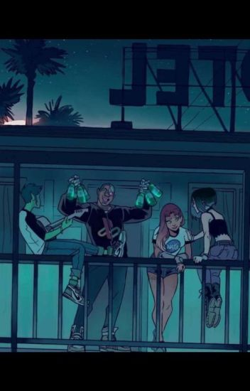 Teen Titans Truth Or Dare [COMPLETED] ✔ But Can Continue