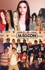 Magcon Girls VS Magcon Boys by ManonCestMoiLanonyme