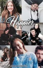 Happier (mixed fiction) by HosieMikaelson