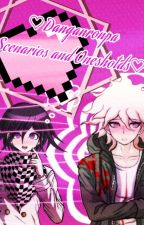 Danganronpa scenarios And Oneshots by Vichi_V