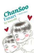 Chansoo Fanart by justkurosshi