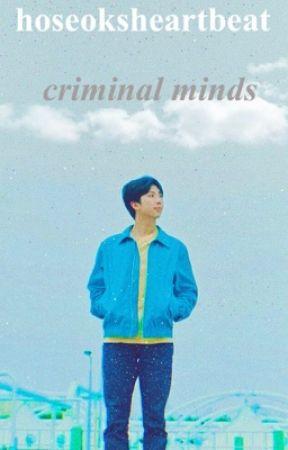 CRIMINAL MINDS   KNJ by hoseoksheartbeat