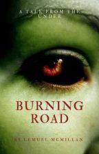 Burning Road by LemuelMcMillan